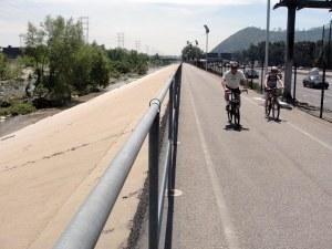 RG la river 9a
